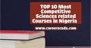Most Competitive Science-related Courses