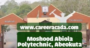 MAPOLY HND Admission