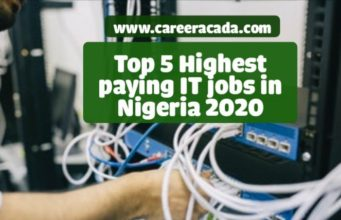 highest paying Information and Technology (IT) Jobs