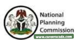 NATIONAL PLANNING COMMISSION RECRUITMENT 2020