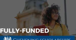 Chevening Scholarships International Students