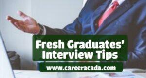 Fresh Graduates Interview Tips 2020