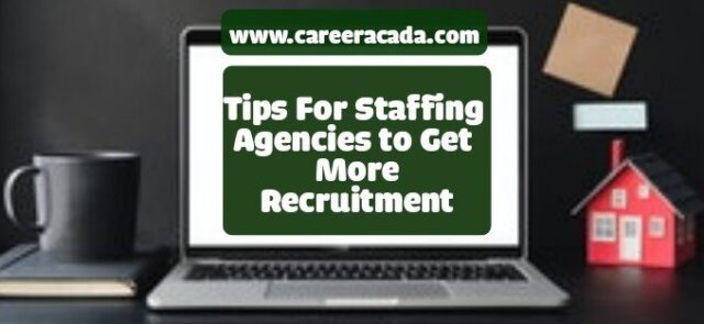 Staffing Agencies