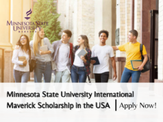 Minnesota-State-University-International-Maverck-scholarship-USA